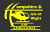 Hampshire & IOW Air Ambulance trust the team at Trestle Tables and Folding Chairs to supply trestle atbles