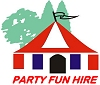 Party Fun Hire - marquee gazebo table amd chair hire